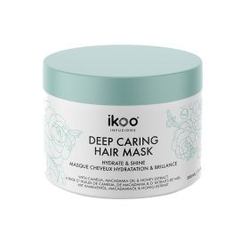 Deep Caring Hydrate & Shine Hair Mask - 200ml