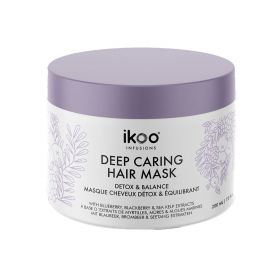 Deep Caring Detox & Balance Hair Mask - 200ml