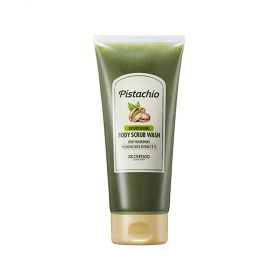 Pistachio Nourishing Body Scrub Wash - 200gm
