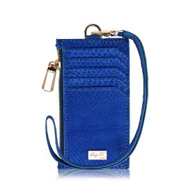 ID Holder - Electric Blue