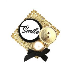 Ralouch Design Brooch - Smile