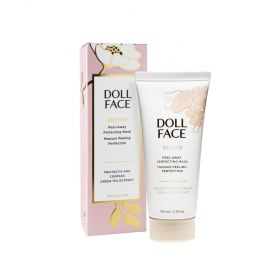 Doll Face Peel-Away Refining Gel Mask 100ml | All Skin Types