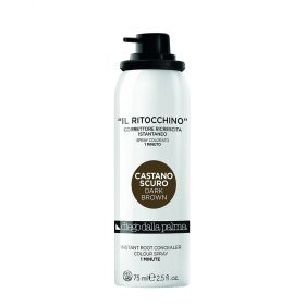 Diego Dalla Palma Il Ritocchino - Instant Root Concealer Color Spray - Dark Brown - 75ml