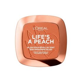 L'Oreal Paris - Life's a Peach Blush - Peach Addict