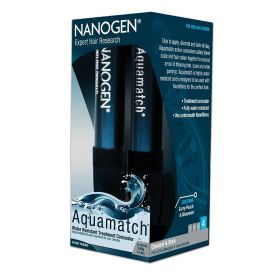 Nanogen - Aquamatch Water Resistant Treatment Concealer - Medium Brown - 2X3.94 Gm