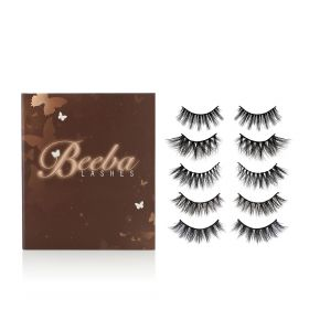 Beeba Lashes Collection Value Set - 5Pcs