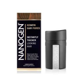 Nanogen - Instant Hair Fuller With Natural Keratin Fiberes  Aubron - 15 Gm