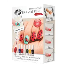 Rio - Nail Collections Nail Art Pen Set Classic