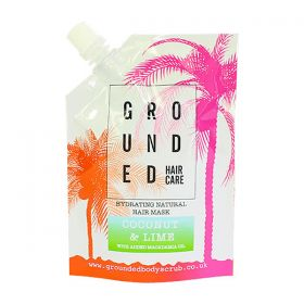 Grounded Coconut and Lime Hair Mask