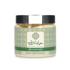 Peach Body Cream - 500g