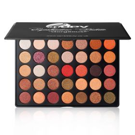 Gorgeous II Eyeshadow Palette - 35 Shade