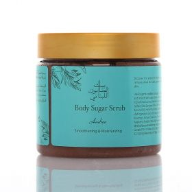 Amber Body Sugar Scrub - 500g