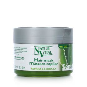Sensitive Hair Mask With AloeVera - 300ml