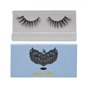 BJ Lashes - Exclusive Luxury Chic Mink Lashes For Sondos Alqattan