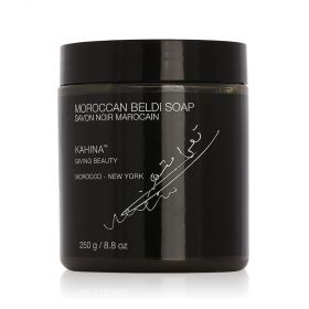 Kahina Giving Beauty - Moroccan Beldi Soap with Eucalyptus - 250 g