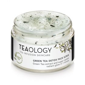 Teaology - Green Tea Detox Face Scrub