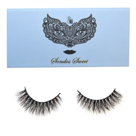 BJ Lashes - Exclusive Luxury Sweet Mink Lashes For Sondos Alqattan