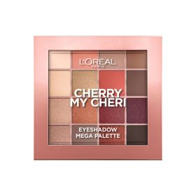 Cherry My Cheri Eyeshadow Mega Palette - N 01 – 16 Shades