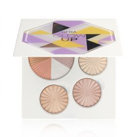 Glow Up Highlighter Palette - 4 Colours