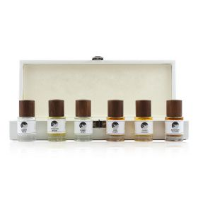 Hse - Mini 6 Perfume in Leather White Box