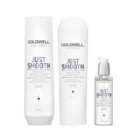 Dual Senses Just Smooth Set For Hair