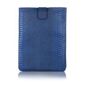 File Folder Embossed Python - Dark Blue