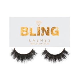 Bling Lashes - Mink Collection - B16