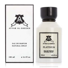 Atyab Al-Sheekh - Platinum EDP - 100 ml