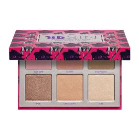 Urban Decay - Sin Afterglow Blush & Highlighter Palette - 6Shade