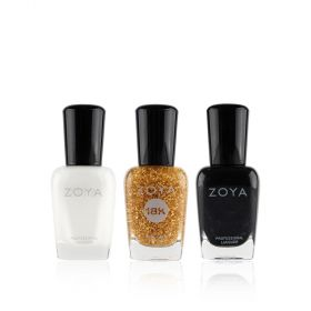 Guilty Pleasure Nail Polish Set - 3Pcs
