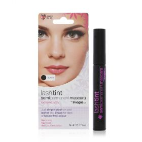 Invogue Semi Permanent Mascara - Black