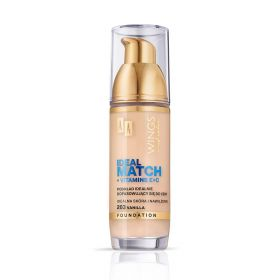 Aa Wings Of Color - Ideal Match Foundation - 208 Medium Beige