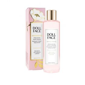 Doll Face Invigorate Triple-Action Facial Cleanser | All Skin Types