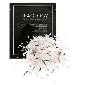 Teaology - Green Tea Detoxing And Reshaping Salt Bath