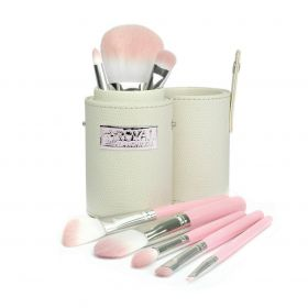 Moda - Royal Brushes - Love is Kindness Travel Set - 8 Pcs