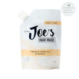 Hair Mask With French Vanilla Essence  - 100g