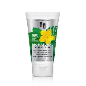 Bio Natural Vegan Face Cleansing gel - 150ml