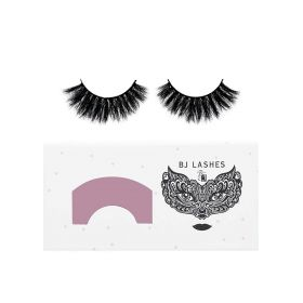 BJ Beauty - Mink Lashes - Shosho