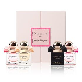 Salvatore Ferragamo - Signorina Luxury Set - 4 pcs