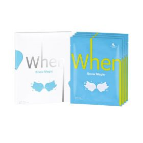 When - Snow Magic Whitening - 4 Masks