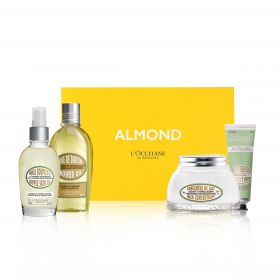 Almond Beauty Set
