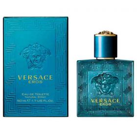 Versace - Eros Eau De Toilette- 50 Ml - For Men