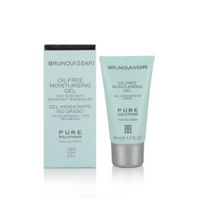 Pure Solutions Oil-Free Moisturizing Gel - 50ml