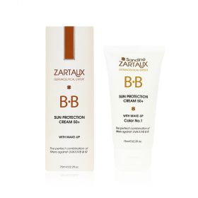 Zartaux - sun protection cream 50+ BB - 75 ml