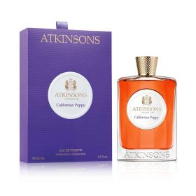 Atkinsons - Californian Poppy Eau De Toilette - 100 ml