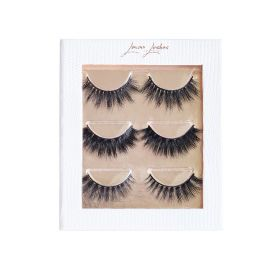 The Three Besties Eyelashes Set - 3 Pcs