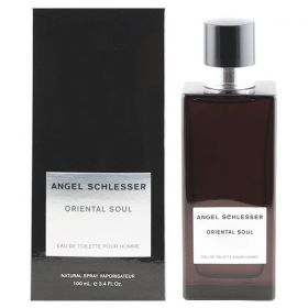 Angel Schlesser Oriental Soul Eau De Toilette 100 ml - Men