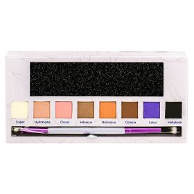 Vera Mona Lotus Color Switch Palette (Eye Shadow + Brush + Switch Sponge)