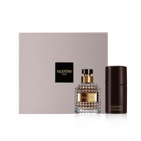 Valentino Uomo Men Gift Set - 2  Pcs