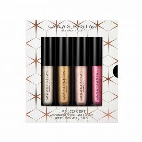 Holiday Mini Lip Gloss Set - 4 Minis